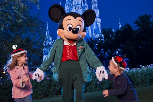 2015 Walt Disney World Holiday Event Calendar