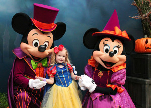 Top 3 Halloween Must-Do's at Walt Disney World!