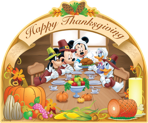 Thanksgiving 2015 at Disney Orlando