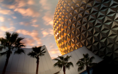 Epcot's Park Preview Experience