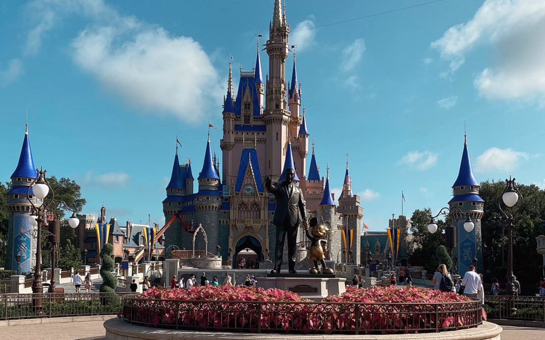 Magic Kingdom's Park Preview Experience